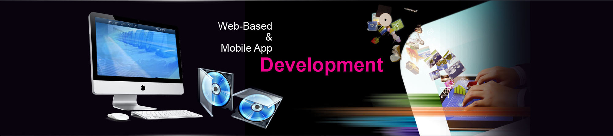 Web-Based & Mobile App Development
