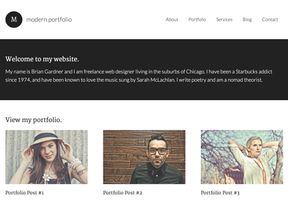 modern-portfolio